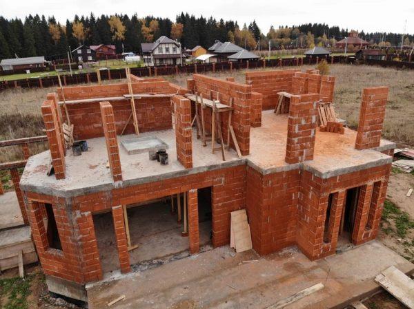 Будинок з керамічного блоку